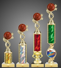 Intermediate Series - Basketball Star Twist - $5.50 to $9.50