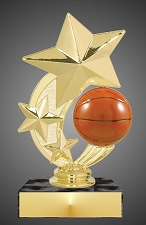 Starter Series - Star Spinning Basketball - $4.50