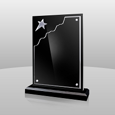 Star Plaque - 6