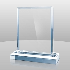 Blue Vertical Rectangle Series - 3 Sizes