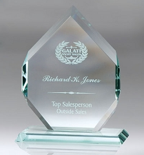 Emperor's Jewel Glass Award - 3 Sizes