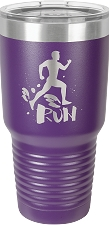 Personalized 30-oz Polar Camel Tumbler - Purple