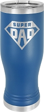 Personalized 20-oz Polar Camel Pilsner - Royal Blue