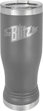 Personalized 14-oz Polar Camel Pilsner - Dark Grey