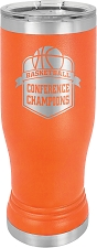 Personalized 14-oz Polar Camel Pilsner - Orange