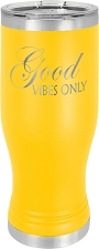 Personalized 20-oz Polar Camel Pilsner - Yellow