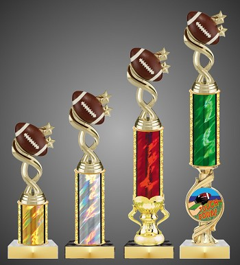 Intermediate Series - Star Twist Football - $5.50 to $9.50