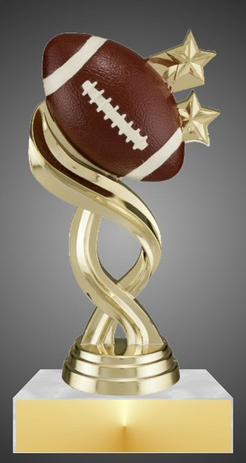 Starter Series - Star Twist Football - $4.50