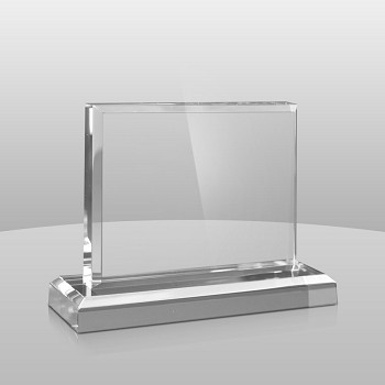 Clear Horizontal Rectangle Series