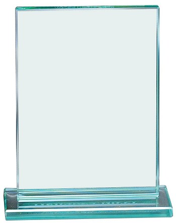 Rectangle Series Glass Award - 3 Sizes